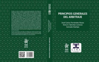 Fernández Rozas/Sánchez Lorenzo/Stampa: Principios generales del arbitraje