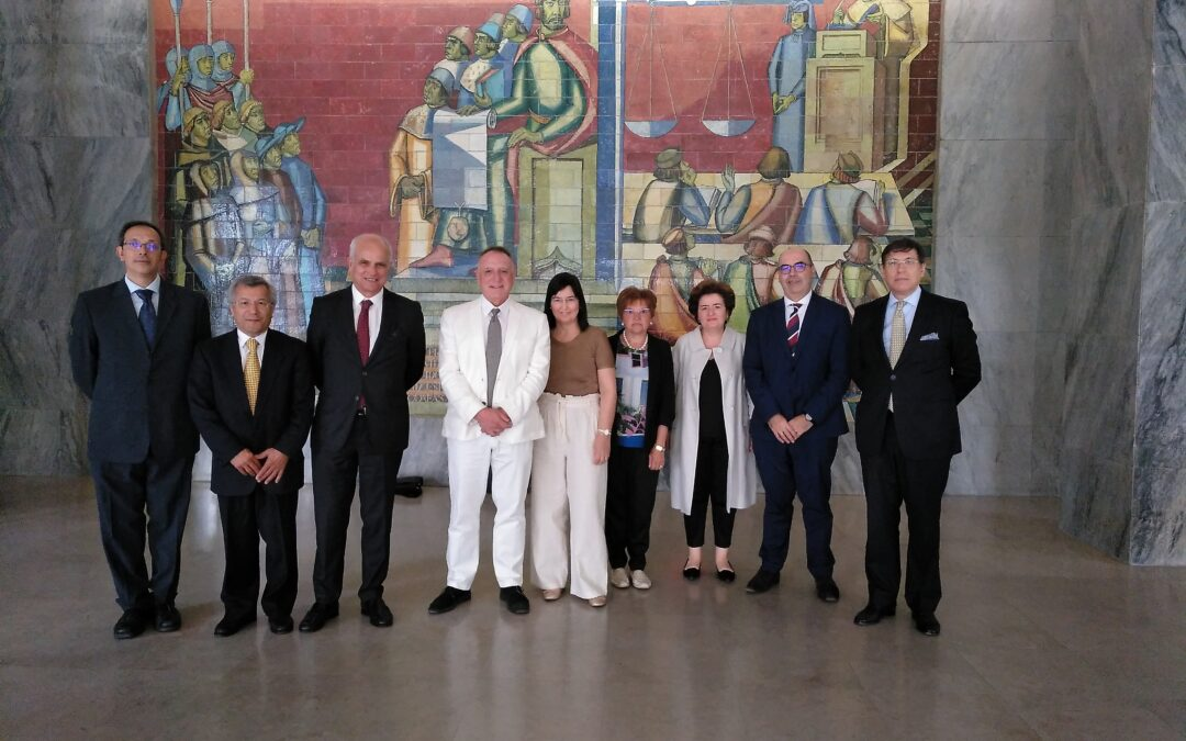 Luso-Spanish forums of professors of International Law and International Relations