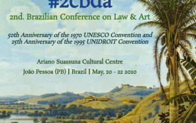 Conferencia brasileña de Derecho y Arte