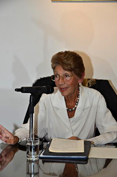 Dr. Hortensia Gutiérrez Posse passed away