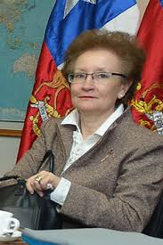 María Teresa Infante Caffi, elected member of the International Tribunal for the Law of the Sea